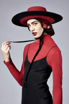 Round Hat, Earmuffs, Felt Hat, Charlotte, Hats, Fashion, Moda, Hat, Fashion Styles