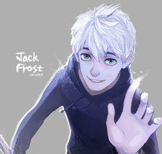jack frost fan art   Jack Frost Rise Of The Guardians Fan Art Jack frost by hallpen