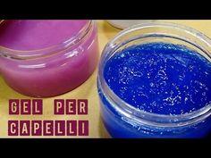 GEL PER CAPELLI FATTO IN CASA DA BENEDETTA - YouTube