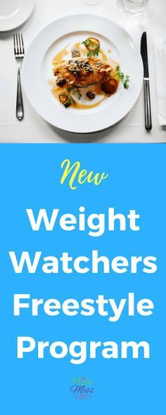 In December, 2017, Weight Watchers announced the new program. Check out the details of the new Weight Watchers Freestyle program.