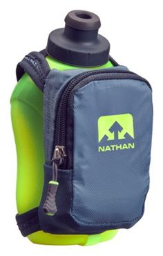 Nathan Speedshot Plus Handheld Water Flask - 12 fl. oz.