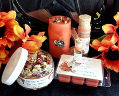 Mabon Ritual Kit Mabon Spells Fall Witch Harvest by TheShabbyWitch, $33.99