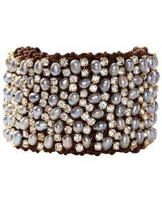 Tommy Bahama - Freshwater Pearl Bracelet