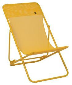 Lafuma Maxi Transat Folding Sling Chair