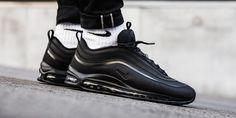 Nike air max 97 ultra-  black