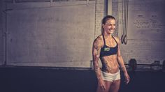 Take one look at Christmas Abbott's chiseled body—arms that could put The Rock in a sleeper hold, bona-fide six-pack abs—and you'd have every right to believe she's a comic book superhero incarnate.Now she's got a book.  The Badass Body Diet , out now from HarperCollins, is surprisingly filled with basic exercises like squats, jumping jacks, and lunges, rather than the more advanced moves she's clearly mastered