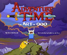 Adventure Time: The Art of Ooo de Chris McDonnell https://www.amazon.fr/dp/1419704508/ref=cm_sw_r_pi_dp_cpGHxbYFGCP4K