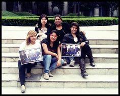Una linda tarde de convivencias #IVMAM #IlVolovers #IlVolo #Fan #Club #México