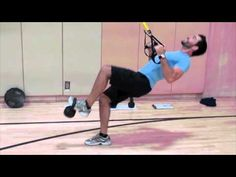 TRX Power Workout