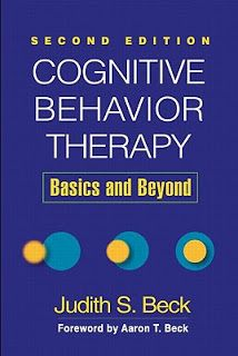 """Cognitive Behavior Therapy - by Judith Beck. """"The leading text for students and practicing therapists who want to learn the fundamentals of cognitive behavior therapy (CBT), this book is eminently practical and authoritative. Cognitive Behavioral Therapy Books, Cbt Therapy, Therapy Worksheets, Therapy Tools, Therapy Activities, Therapy Ideas, Cbt Worksheets, Behavioral Science, Speech Therapy"""