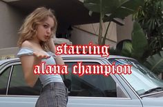 Alana champion discovered by Coconut on We Heart It Alana Champion, Summertime Girls, I Fall To Pieces, Skinny Motivation, Teenage Dirtbag, Lily Rose Depp, Leadership Roles, I Love Girls, Aesthetic Photo