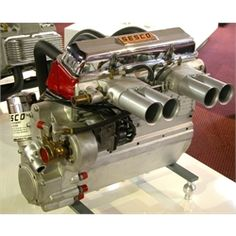 SESCO, ½ Chevy 283, Midget Racing - Museum of American Speed