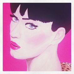 Katy, By Kat Dabic