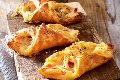 Unser beliebtes Rezept für Fixe Käse-Speck-Calzönchen und mehr als 55.000 weitere kostenlose Rezepte auf LECKER.de.