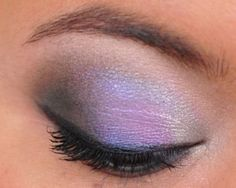 Purple and silver eyes with Milani Purple Shock and Sugarpill Tiara.