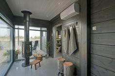 Resting area - Honka homes