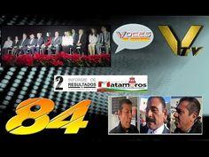 #VOCESOPINION 84 #2INFORME @RONOFRE58 #MATAMOROS #COAHUILA