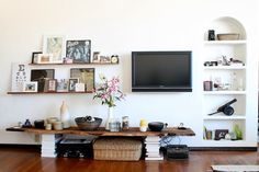 The Vault Files: Decor & Interiors file: Before & After - A Bachelors Studio