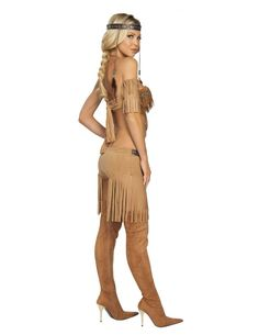 Indian Warrior Costume for every racist! :)