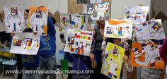 Divertiamoci con Mondrian!