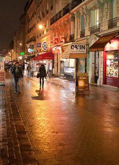 Rue Daguerre, Paris XIV