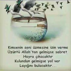 """384 Beğenme, 2 Yorum - Instagram'da Kutbu aŞk (@kutbuask): """"~~~ #kutbuask ~~~ ~ ~  Herkes bir parçanı götürür Giderken.. KimiLeri derdinden faydaLanır..…"""" Beautiful Gif, Beautiful Words, Learn Turkish, Favorite Quotes, My Favorite Things, Allah Islam, Galaxy Wallpaper, Sufi, Meaningful Words"""