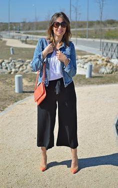 el trastero de Cris: Pantalones culotte
