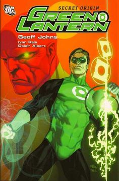 Green Lantern: Secret Origin (Volume) - Comic Vine