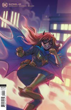 Batgirl 49 - B