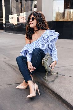 WHAT TO WEAR: THE SHOULDER SHOW @chicwish