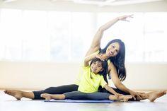 10 atividades físicas para mães praticarem com seus filhos
