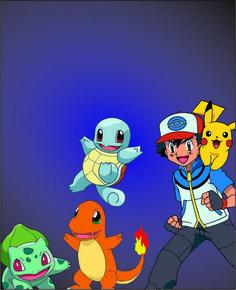 Resultado de imagem para convite pokemon para imprimir