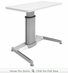 Sit To Stand Rolling Workstation Ingenious And Nicely