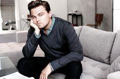 Leonardo. You look bored, Leo. Let me entertain you.