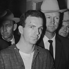 Lee-Harvey-Oswald, a 24 year ex-Marine and one time defector to the USSR, on Nov. 22, 1963, after killing JFK, he shot & killed a policeman with a hand gun about 45 minutes after he fled the scene of the assassination.