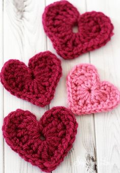 Our top 8 FREE heart patterns - Knitting Blog - Let's Knit Magazine
