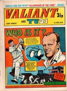 VALIANT AND TV 21 COMIC 3 RD JUNE 1972  STAR WARS