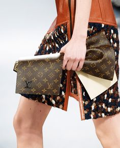50 Standout Accessories From Fall 2014 New York, London, Milan, and Paris Fashion Weeks - Louis Vuitton from #InStyle