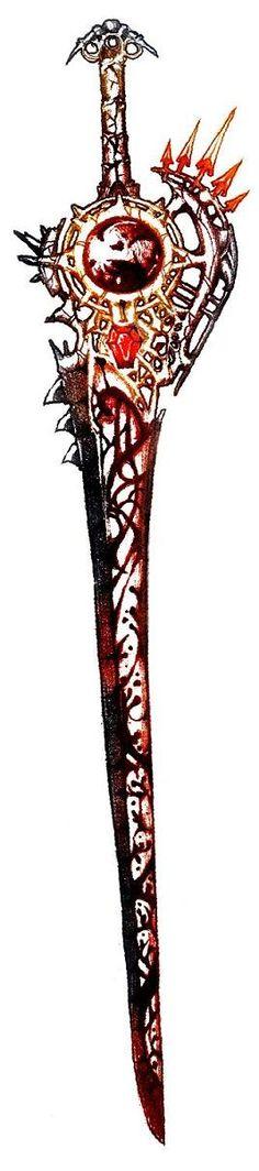 Bloody Rossetta by Amdhuscias.deviantart.com on @DeviantArt