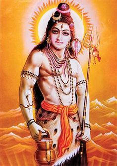 Lord Shiva--The Great