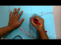 How to Stitch Yog Blouse - Part 3 - Stitching (in Hindi) - YouTube
