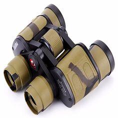 MABELSTAR New Panda 8X40 genuine blue coated night vision binoculars high-powered good-quality telescope fashion