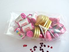Get something sweet in your life! www.bakerscreations.com #gift #bags #sweets