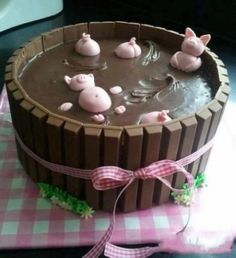 The huangpu river cake