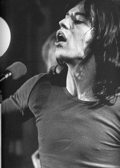 Mick Jagger (The Rolling Stones) in Rock and Roll Circus - December 11 1968