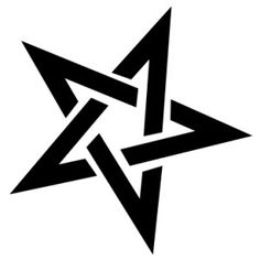 Pentagram Temporary Tattoo #tattooforaweek #temporarytattoo #t4aw Tribal Arm Tattoos, Star Tattoos, Body Art Tattoos, Tatoos, Tattoos Skull, Name Tattoos, Celtic Tattoos, Star Tattoo Designs, Tattoo Design Drawings
