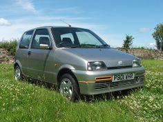 1997 Fiat Cinquecento Sporting