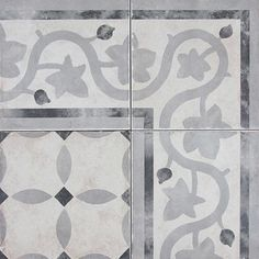 Reproduction line of antique cement tiles is ideal for demanding, high traffic commercial areas or homes because of their innate durability ...