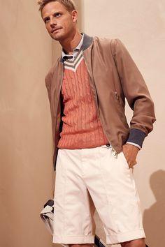 Brunello Cucinelli Spring 2018 Menswear Fashion Show Collection