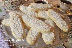 Cookie Recipe | Ladyfingers Recipe